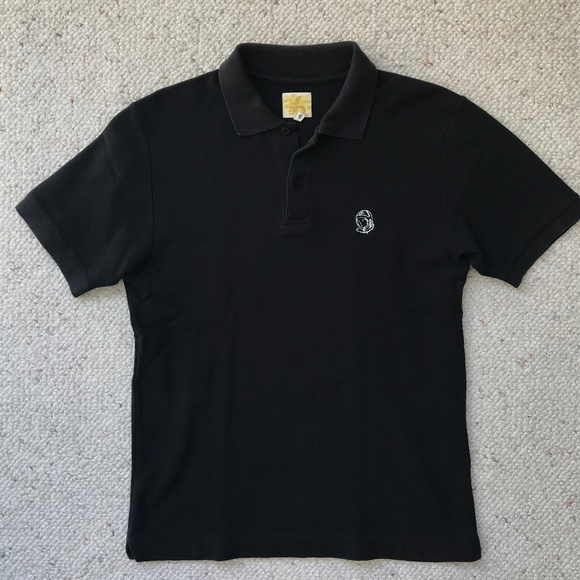 0fdecab8 Billionaire Boys Club Shirts | Bbc Black Polo Og Rare Med | Poshmark
